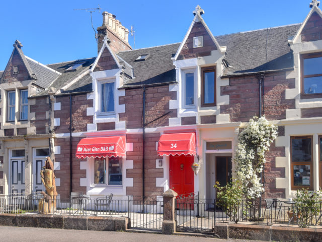 Acer Glen Bed and Breakfast in Inverness