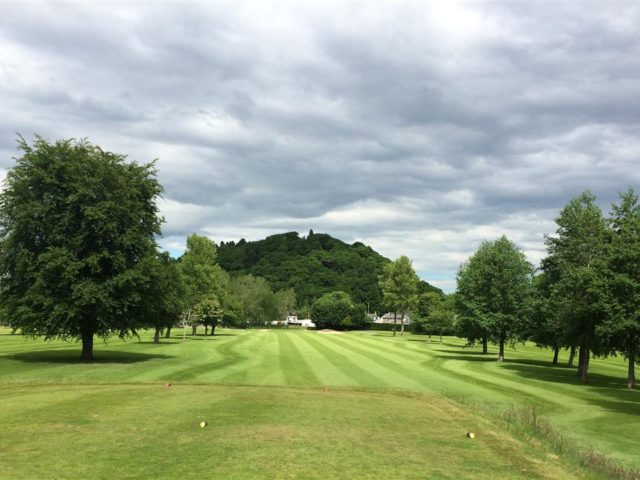 Golf Course in Inverness